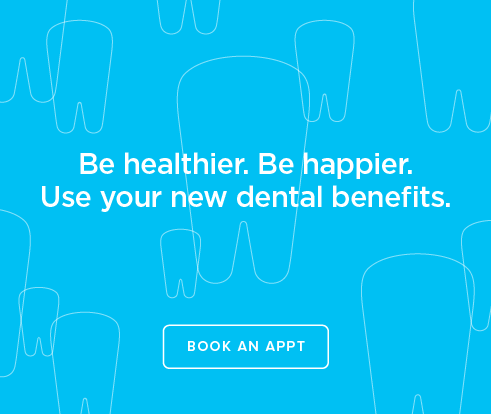 Be Heathier, Be Happier. Use your new dental benefits. - Red Bank Smiles Dentistry